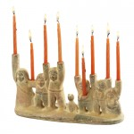 Villages Children of hope menorah