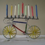 AH Bicycle Menorah