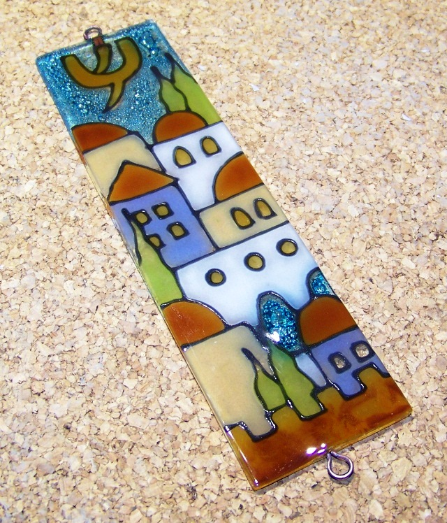 Purchase Fused Glass Mizrach