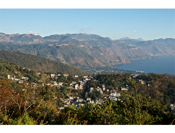 View of Lake Atitlan 09