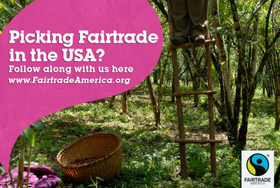 Fairtrade America Website