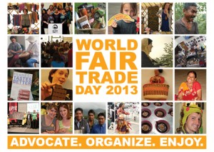 World Fair Trade Day - Shabbat May 11