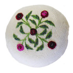 New Women's Kippot Styles and Colors
