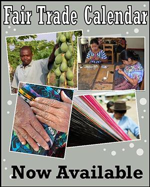 2014 Fair Trade Calendar