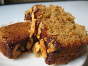 Rosh Hashanah Honey Cake