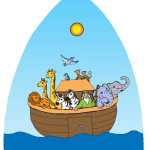 Pampeana Noahs Ark Nightlight