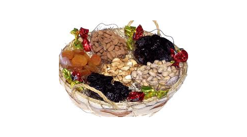 Dried Fruits and Nuts Feature