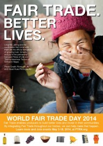 World Fair Trade Day 2014