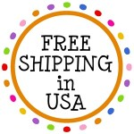 Free shipping at FTJ's online store