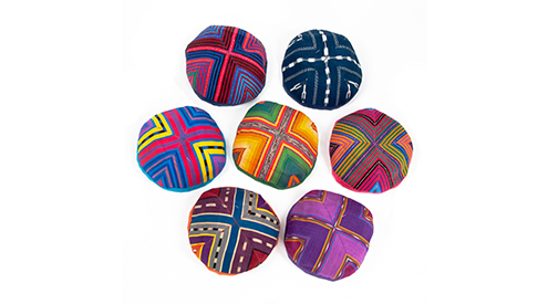 MH-assorted-fabric-kippot Feature