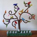 Farming/Gardening Menorah at FTJ's secure online store