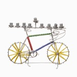 AFH Bicycle Menorah
