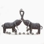 AFH Elephant Menorah