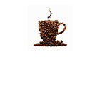 Coffee Beans Cup Feature