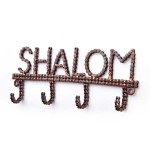 Shalom Coat and Hat Rack