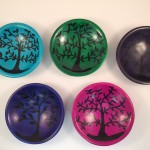 VI Tree of Life bowls