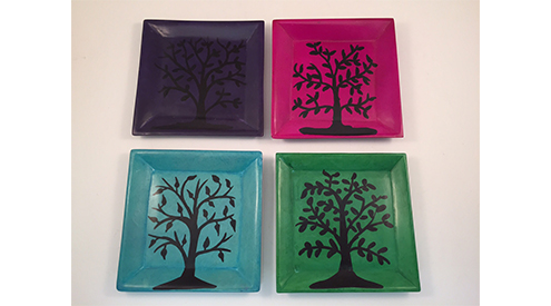 VI Tree of Life plates Feature