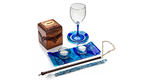 Bnai Mitzvah Gift Collection Feature