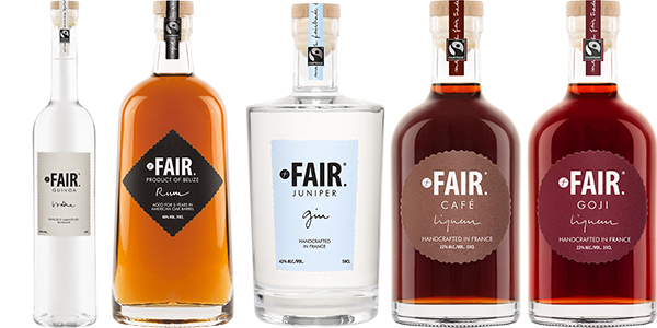 Fair Trade Spirits Line
