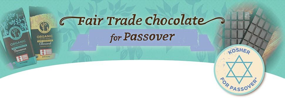 Fair Trade Chocolate You CAN Eat on Passover « Fair Trade