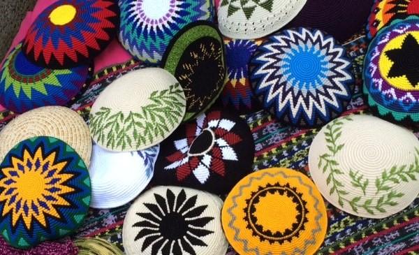 Mayaworks Kippot