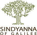 Sindyanna of Galilee Logo
