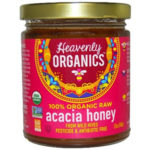 Heavenly Organics Raw Honey