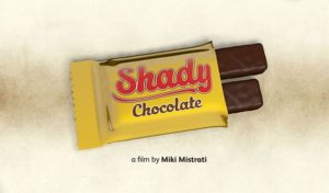 Shady Chocolate bar