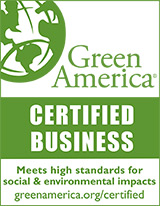 Green America Certified Business Logo
