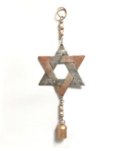Star of David Chime