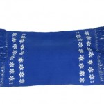 Royal Blue Challah Cover